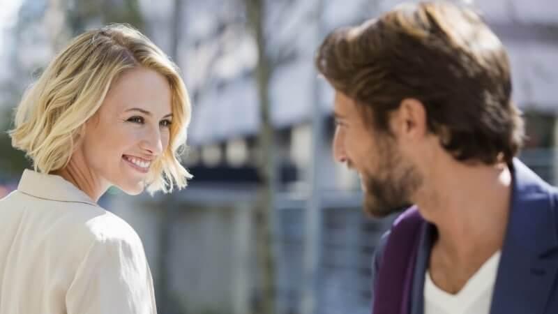 Wat is flirten precies