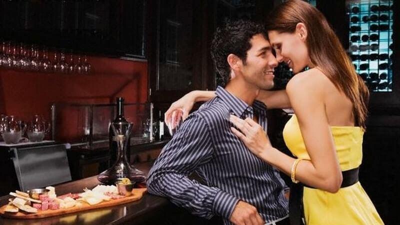 Onschuldig flirten op zoek naar een relatie