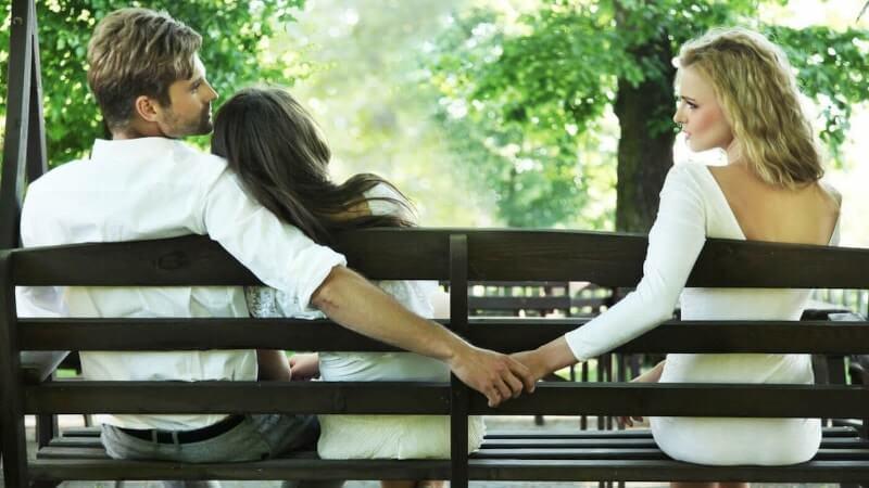 Flirten in relatie