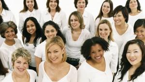 Vrouwen flirten lichaamstaal
